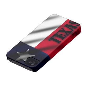Wavy Texas Flag Blackberry Bold Case-Mate Case