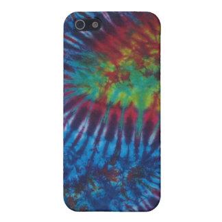 Wavy Tie Dye iPhone 4 Case