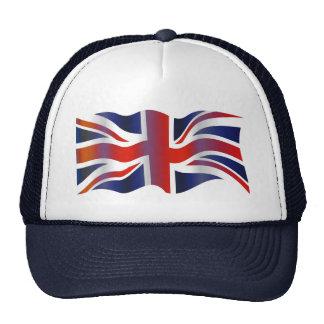 Wavy UK Hat