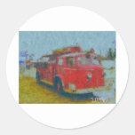 wawa old fire truck by hart stickers