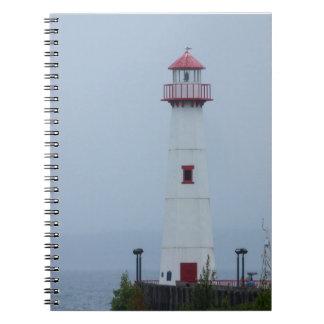 Wawatam In The Fog Notebook