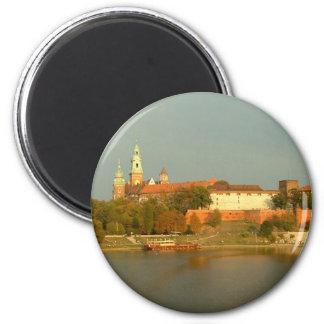 Wawel 2 Inch Round Magnet
