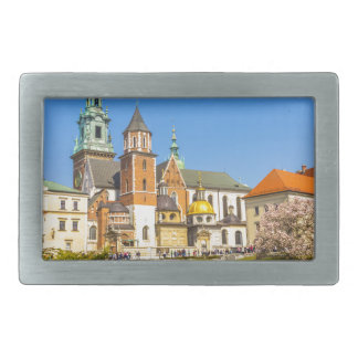 Wawel Castle, Krakow, Poland Belt Buckle