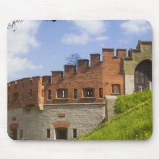 Wawel Castle, Krakow, Poland Mouse Pad