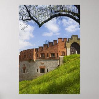 Wawel Castle Krakow Poland Print