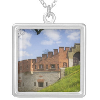 Wawel Castle, Krakow, Poland Silver Plated Necklace