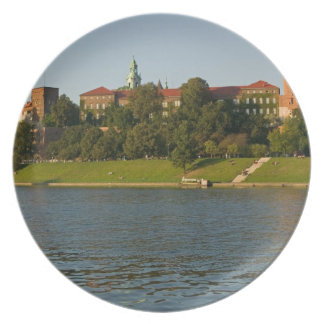 Wawel Hill with Royal Castle and Cathedral, Plates