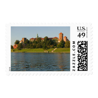 Wawel Hill with Royal Castle and Cathedral, Postage