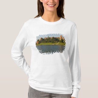 Wawel Hill with Royal Castle and Cathedral, T-Shirt