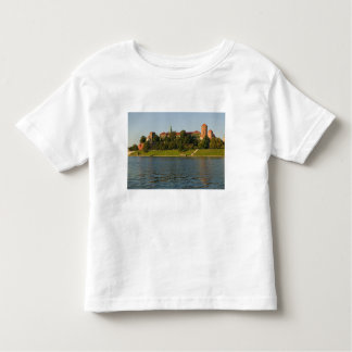 Wawel Hill with Royal Castle and Cathedral, Toddler T-shirt