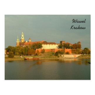 Wawel Postales