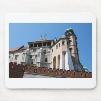 Wawel Royal Castle in Cracow Mouse Pad