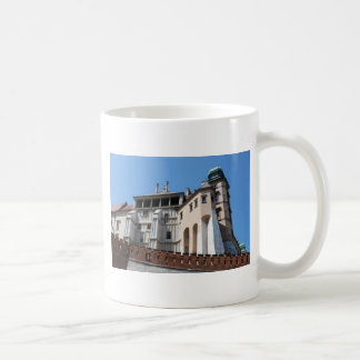 Wawel Royal Castle in Cracow Classic White Coffee Mug