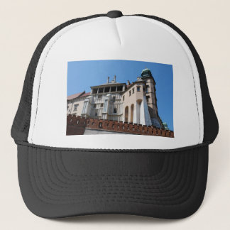 Wawel Royal Castle in Cracow Trucker Hat