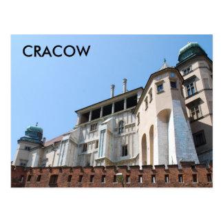 Wawel Tarjeta Postal