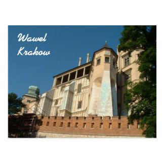 Wawel Tarjetas Postales