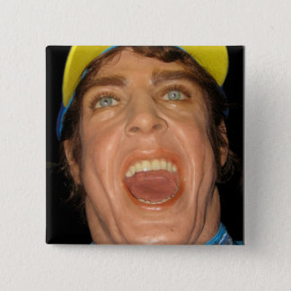 Wax Alonso Pinback Button