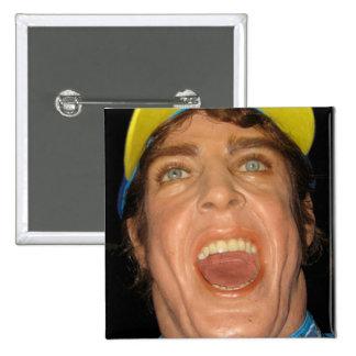 Wax Alonso Pinback Button