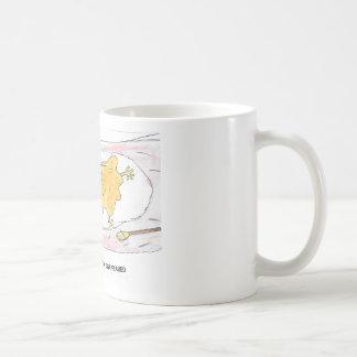 Wax Off Coffee Mug