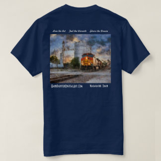 Waxahachie Train T-Shirt