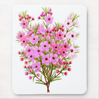 Waxflower Bouquet Mousepad