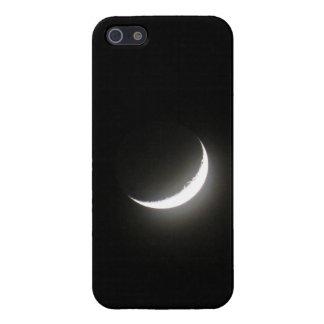 Waxing Crescent Moon Iphone5/5s Cases
