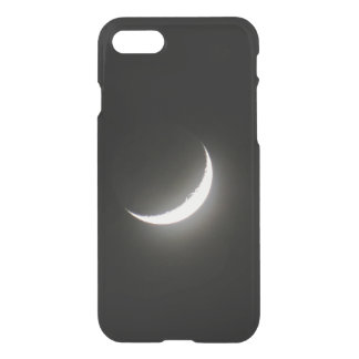 Waxing Crescent Moon iPhone 7 Case