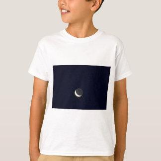 WAXING CRESENT MOON QUEENSLAND AUSTRALIA T-Shirt