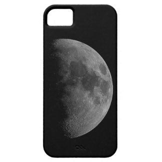 Waxing Gibbous Moon iPhone SE/5/5s Case
