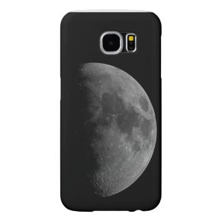 Waxing Gibbous Moon Samsung Galaxy S6 Case