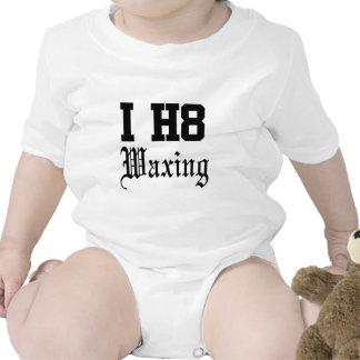 waxing baby creeper