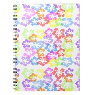 waxpunch-hi4 flower flowers purple pink free hibis notebook