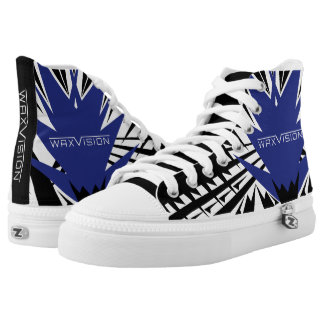 WAXVISION FLX High-Top SNEAKERS