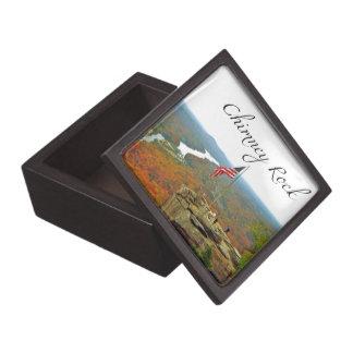 Way Above Chimney Rock Gift Box