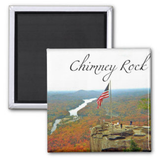 Way Above Chimney Rock Magnet