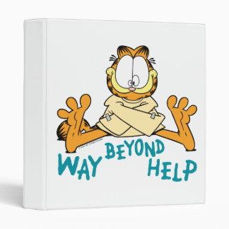 Way Beyond Help Binder