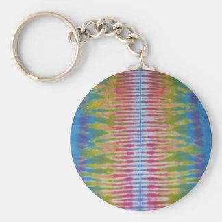 Way Cool Spine Tie Dye PhatDyes Keychain