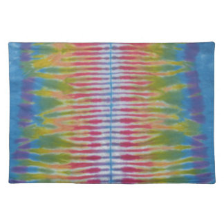 Way Cool Spine Tie Dye PhatDyes Placemat