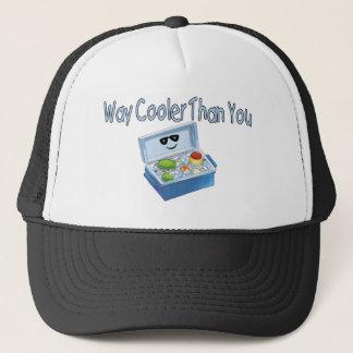 Way Cooler Than You Trucker Hat