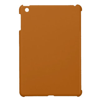 WAY DOWN UPON THE TAWNY RIVER (solid color) ~ Cover For The iPad Mini