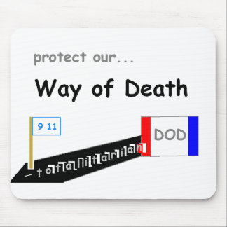 Way of Death Mousepad