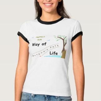 Way of Life Ladies Shirt