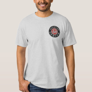 Way Of Life Shotokan Dark Logo Embroidered T-Shirt