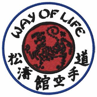 Way Of Life Shotokan Embroidered Polo