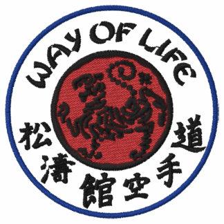 Way Of Life Shotokan Embroidered T-Shirt