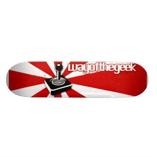 Way of the Geek GR Skateboard Deck