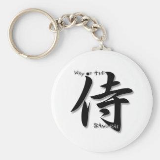 Way of the Samurai Key Chain