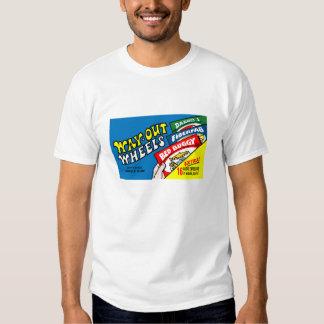 Way Out Wheels Hot Rodder's Shirt