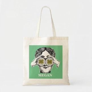 Way She Sees It - Shamrock Tote Bag