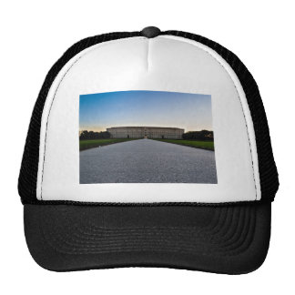 Way Themed, A Concrete Way To The Leading Straight Trucker Hat